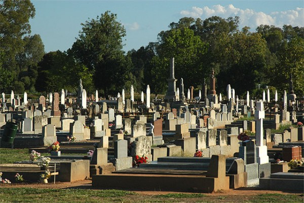 Benalla Cemetery, General Cemetery & Old Cemetery